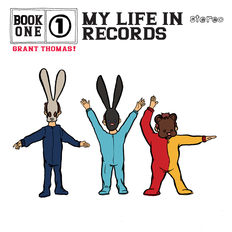 The first three chapters of My Life in records are all in one place for your reading pleasure