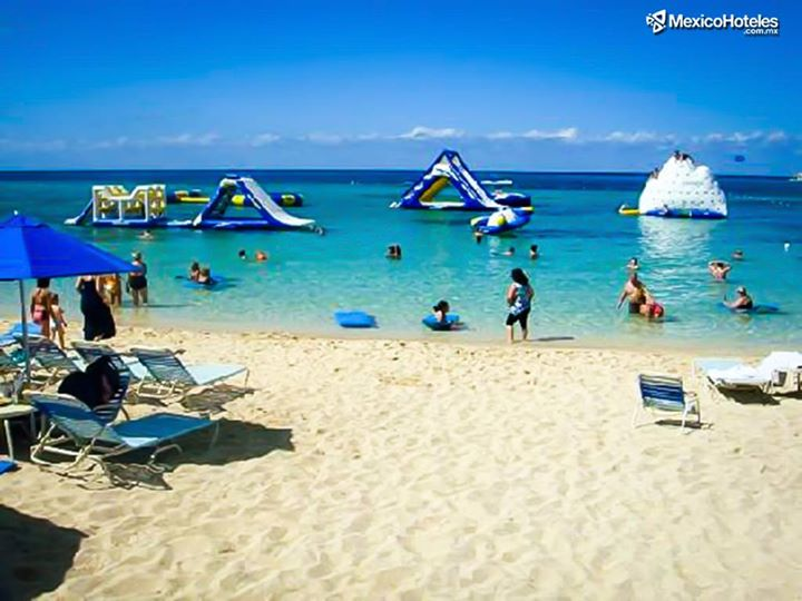 Isla Passion Cozumel A Little Dip In The Water And