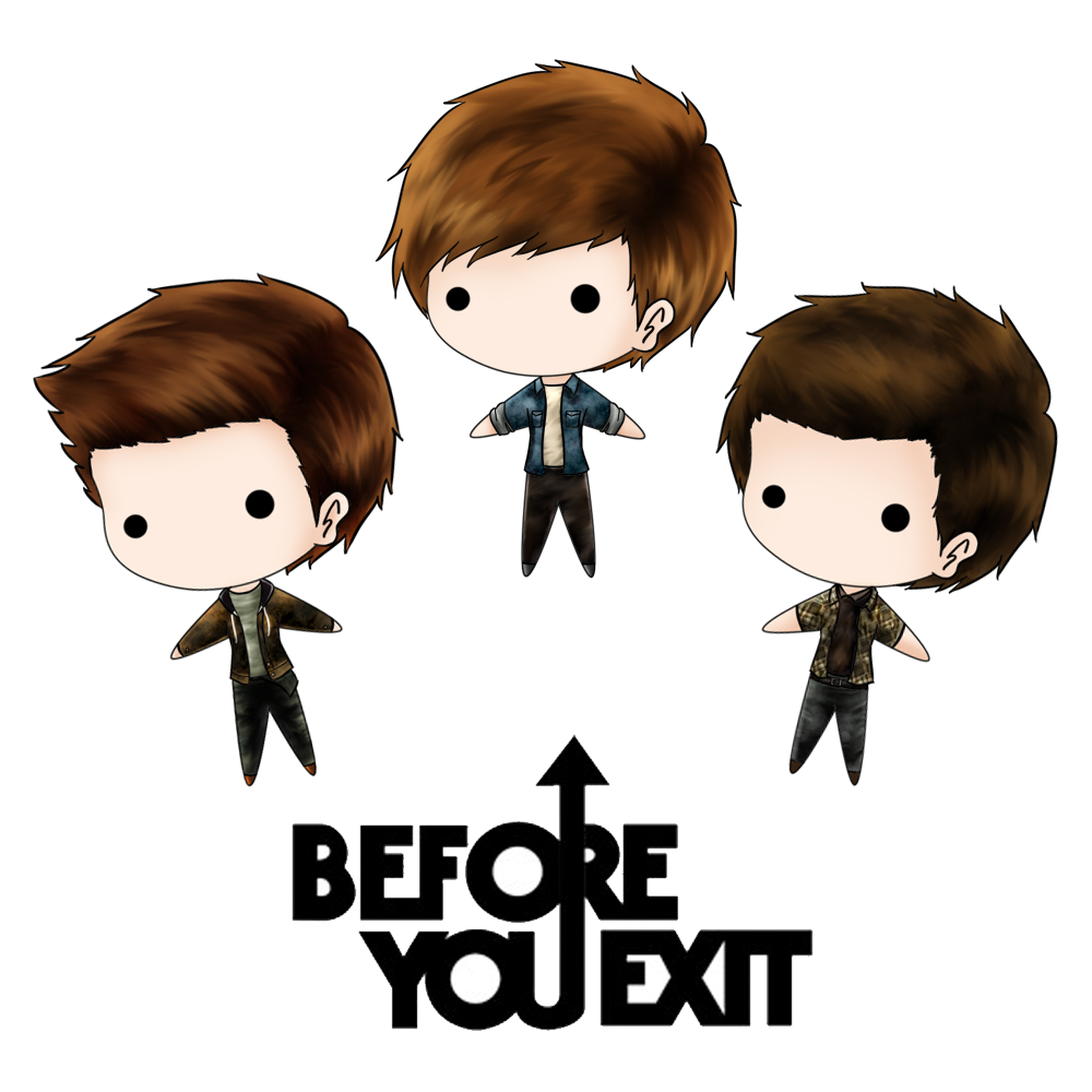 Before You Exit keybies