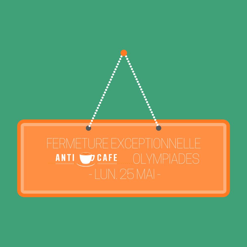 Fermeture Anticafé Innovation