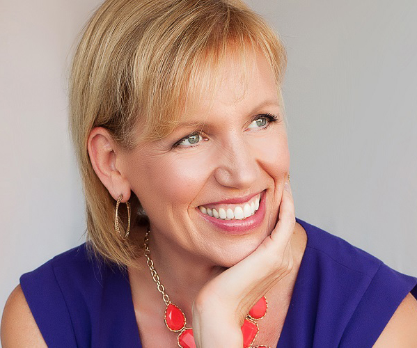 A photo of Mari Smith smiling