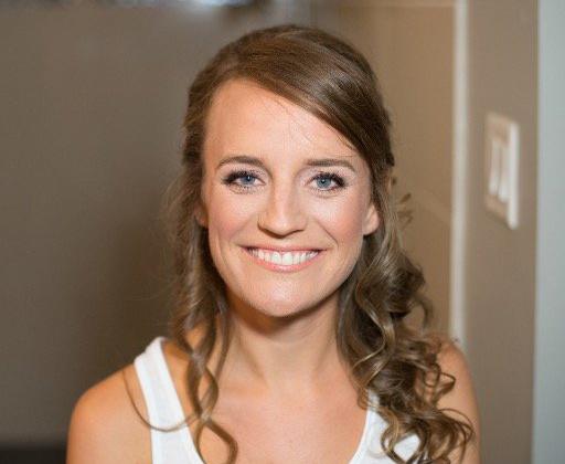 A photo of Tina Muir Smiling