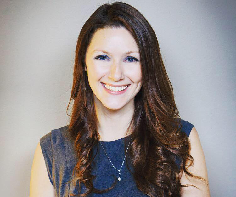 A photo of Nikki Sunstrum smiling