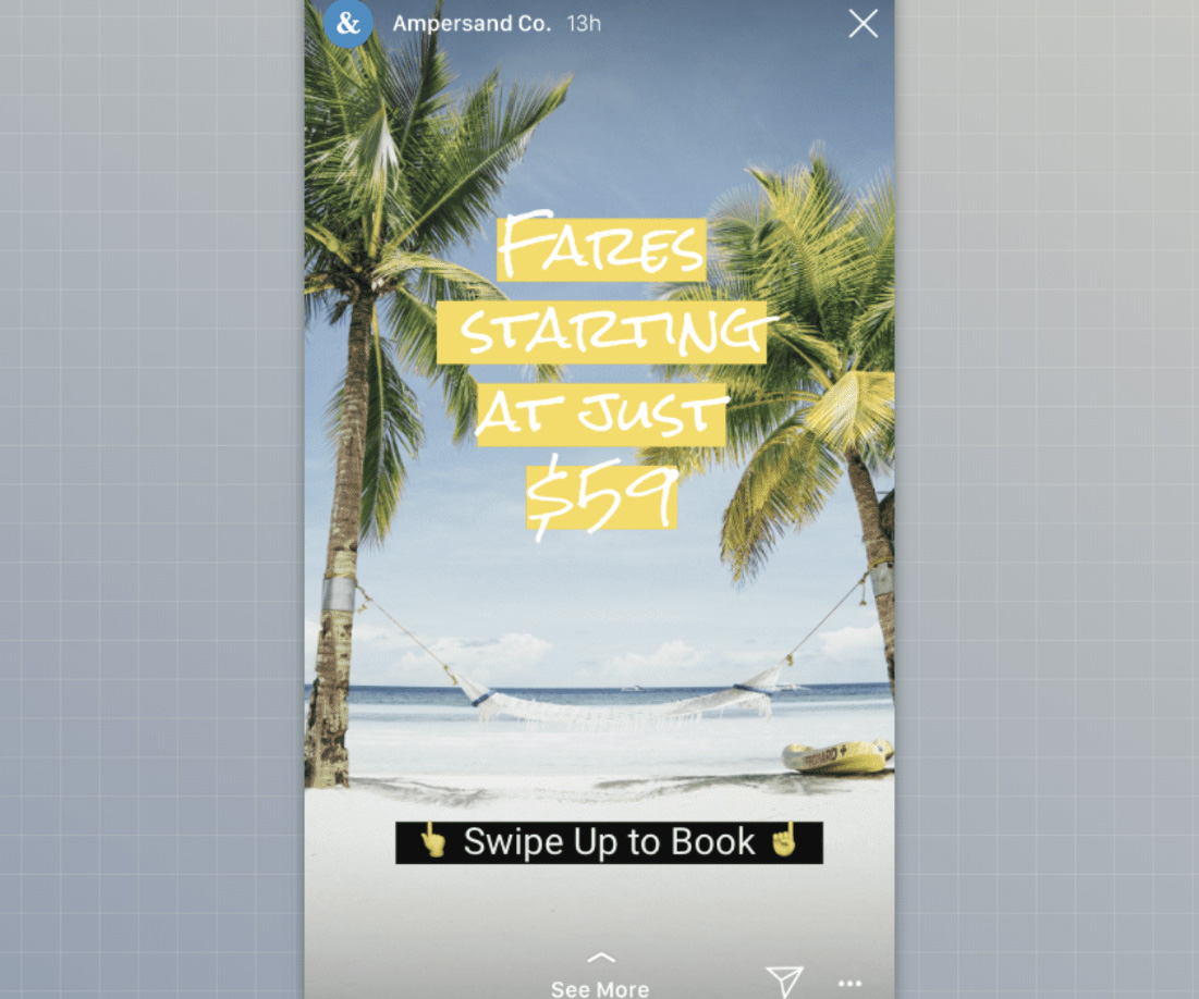 A photo Buffer Stories Creator to create Instagram Stories