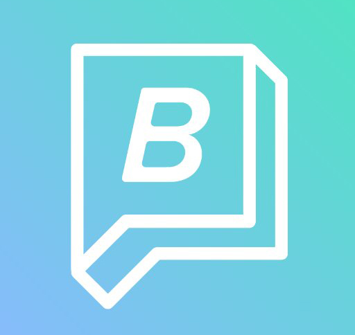 A photo of the Bustle Logo